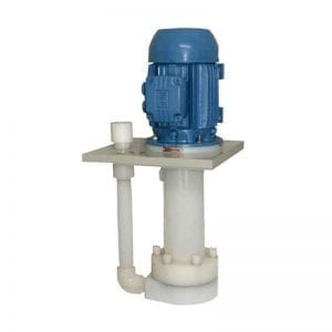 VSL Plastic Vertical Pump Range | Crest Pumps