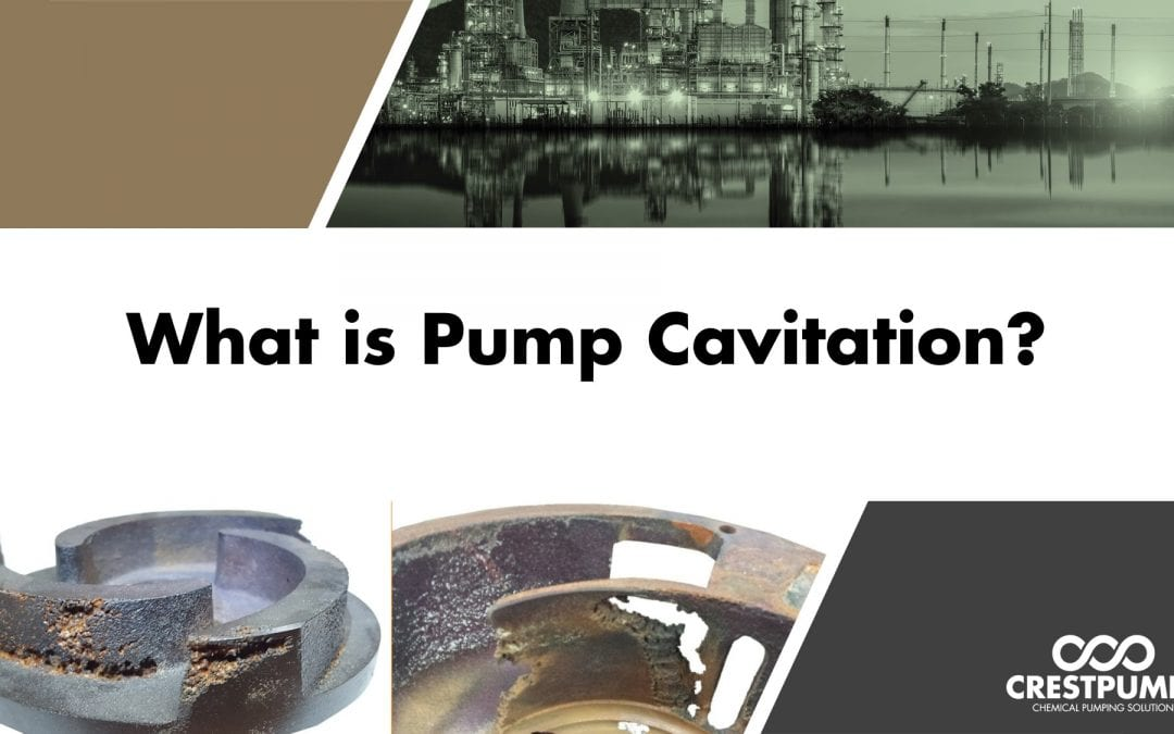 What is Cavitation in centrifugal pumps?