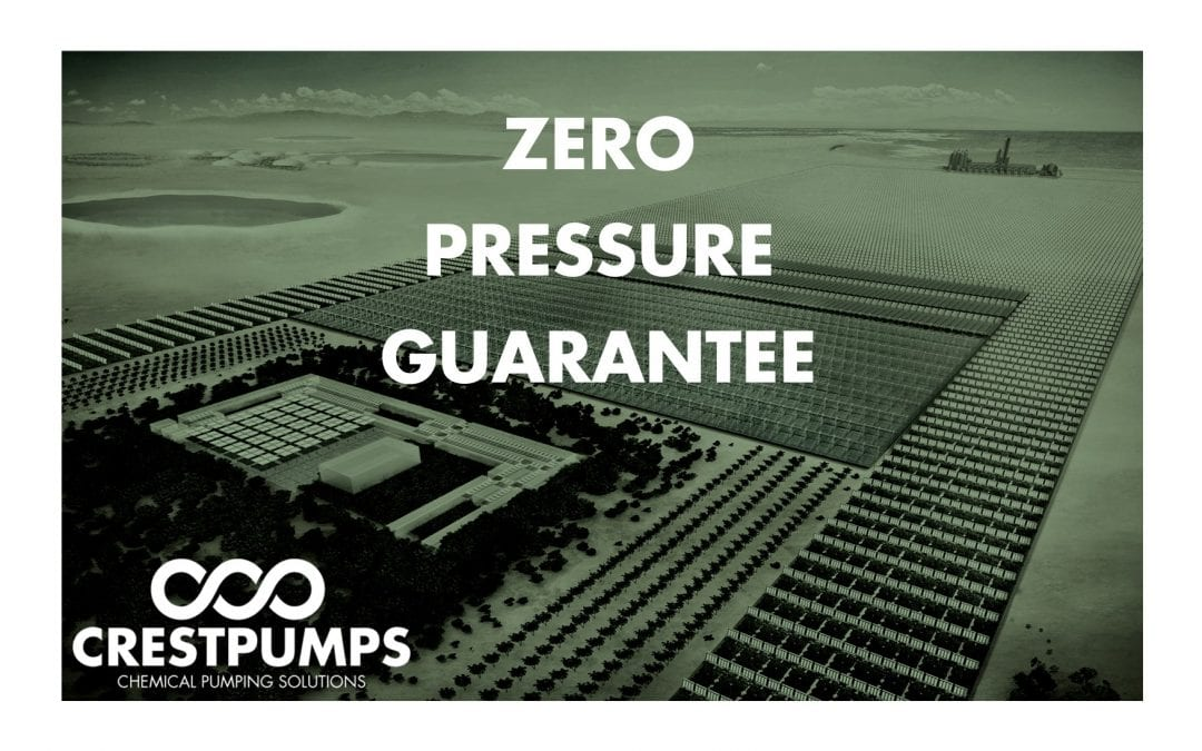 Q & A – What is your zero pressure guarantee?