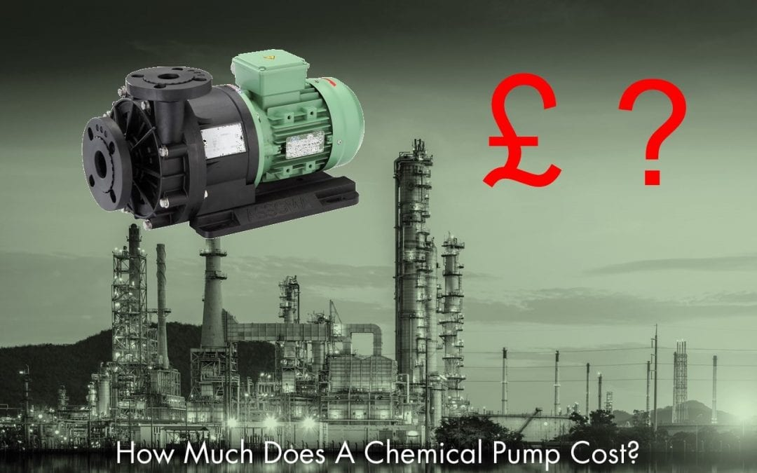 Q & A – How much does a chemical pump cost?