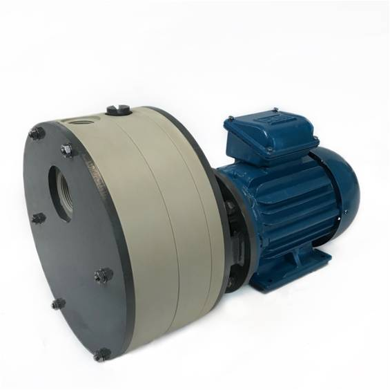 Self priming pump CSP