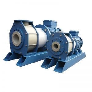 ECC/B Plastic Mechanical Seal Pumps
