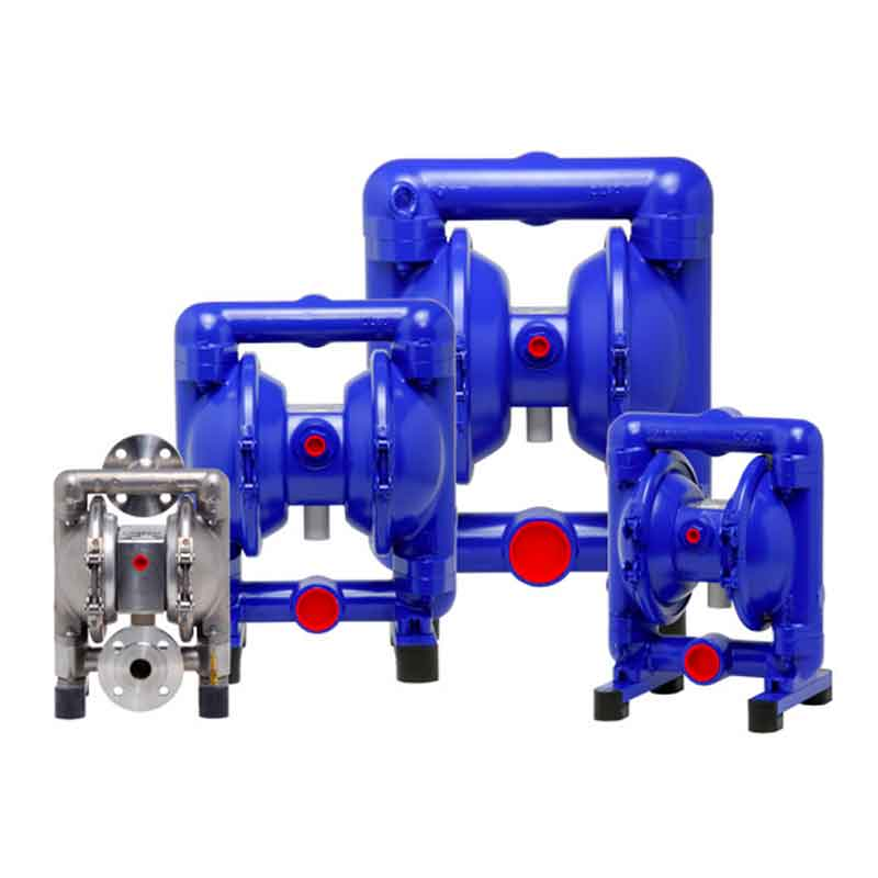 DEPA Metallic Diaphragm Pumps – Series M - Crest Pumps