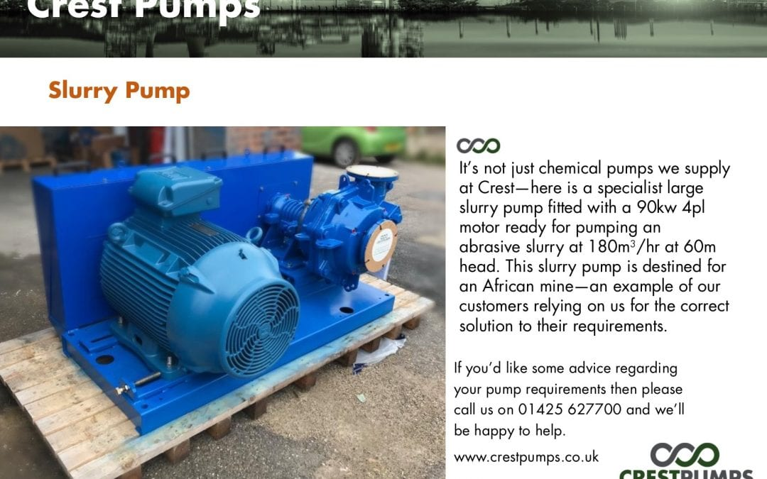 Q & A – What is the best option for pumping solids?