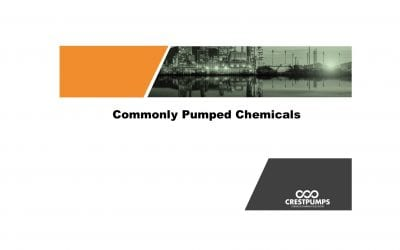 Commonly Pumped Chemicals