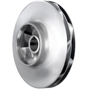 A image of a closed impeller